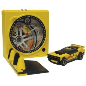 Lego Racers Alarm Clock