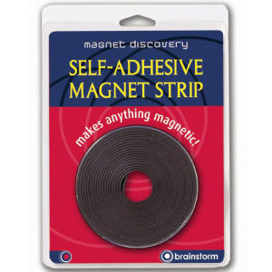 Magnet Discovery Self-adhesive Magnet Strip (3m Roll)