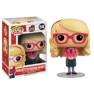 The Big Bang Theory Bernadette Pop! Vinyl Figure