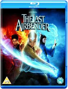 The Last Airbender (Single Disc)