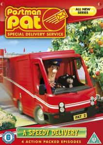 Postman Pat: Special Delivery Service - A Speedy Delivery