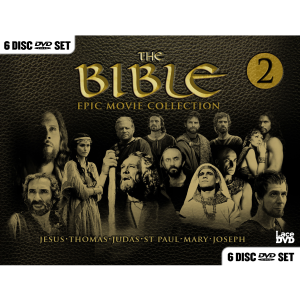Bible Epic Movies - Volume 2
