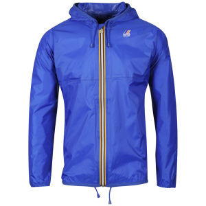 K - Way Men's Claude Classic Full Zip Jacket - Royal