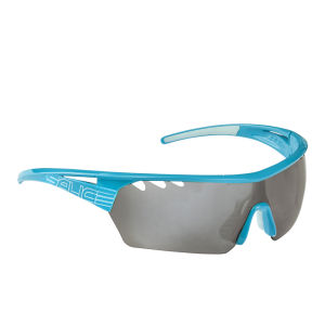 Salice 006 CRX Sports Sunglasses - Photochromic - Turquoise/CRX Smoke
