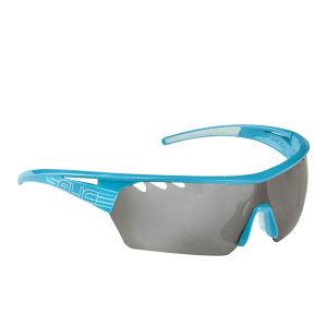 Salice 006 CRX Sports Sunglasses - Photochromic - Turquoise/CRX Smoke