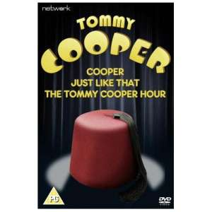 Tommy Cooper - Box Set