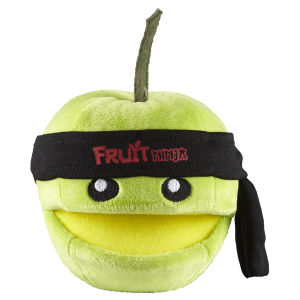 Fruit Ninja 5 Inch Plush with Sound - Apple