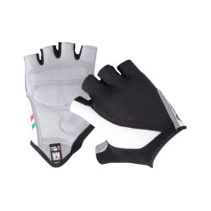 Santini Hook Gel Gloves - Black