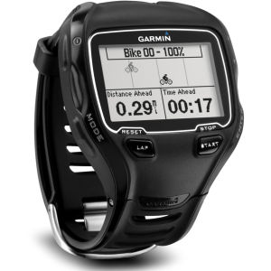 Garmin Forerunner 910XT with HRM