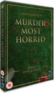Murder Most Horrid - Seizoen 1 en 2