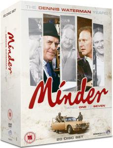 Minder - Series 1-7
