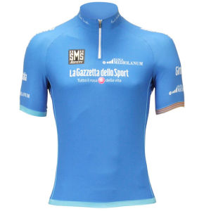 Santini Giro King of the Mountains SS Cycling Jersey - 2013