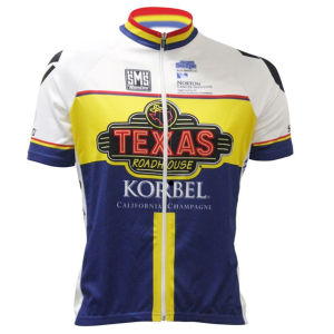 Santini Texas Roadhause SS Cycling Jersey - 2013
