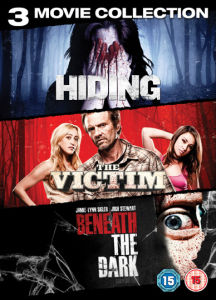 Horror Triple: Hiding / Victim / Beneath Dark