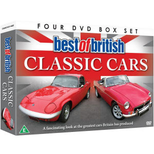 Best of British Classic Cars