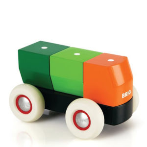 Brio Stapel-Lastwagen