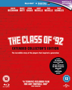 The Class of 92 - Extended Collectors Edition (Includes UltraViolet Copy)