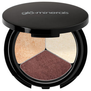 glo minerals Eye Shadow Trio - Copper Sheen
