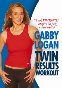 Gabby Logan - Twin Results