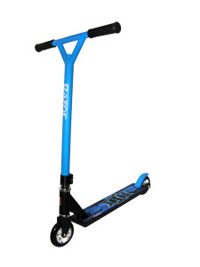 Razor Pro III Scooter - Black and Blue