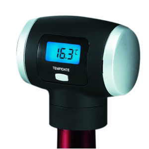 PreserVin Auto Wine Pump and Thermometer