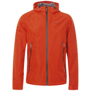 Craghoppers Men's Piero Shell Jacket - Red Pepper