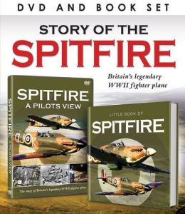 Great British Transport: Spitfire (Bevat Book)