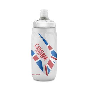 Camelbak Podium Race Water Bottle - G.B White