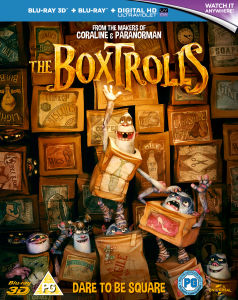 Les Boxtrolls 3D
