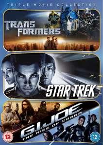 Transformers / Star Trek / G.I Joe