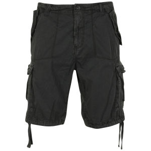 Ringspun Men's Iniesta Shorts - Charcoal