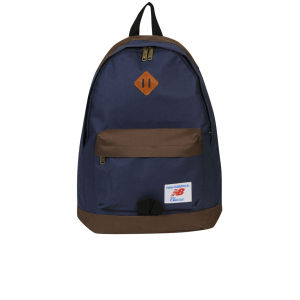 New Balance Casual Backpack - Navy/Brown