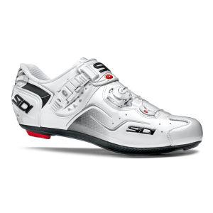 Sidi Kaos Carbon Cycling Shoes - White