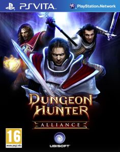 Dungeon Hunter: Alliance (Vita)