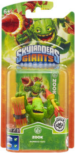 Skylanders: Giants: Single Character - Zook