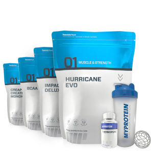 Myprotein Lean Definition Advanced Bundle