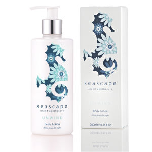 Seascape Island Apothecary Unwind Body Lotion (300ml)