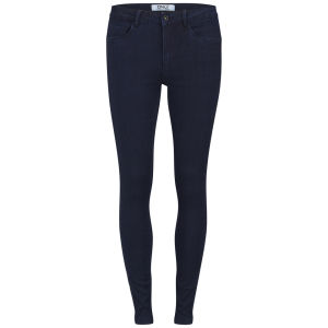ONLY Women's Royal Tux Skinny Jeans - Dark Blue Denim