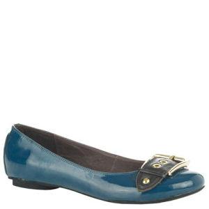 Moda In Pelle Women's Elina Shoes - Teal