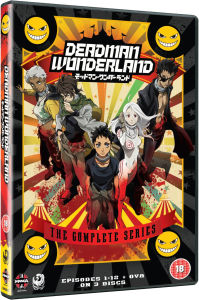 Deadman Wonderland - The Complete Series