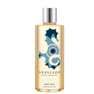 Seascape Island Apothecary Homme Body Wash (300ml)