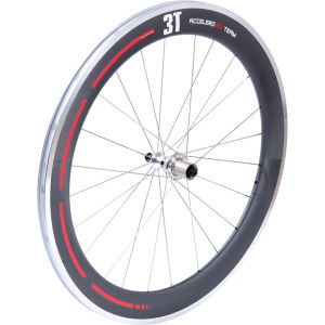 3T Wheels Accelero 60 Team Carbon/Aluminum Clinch F&R