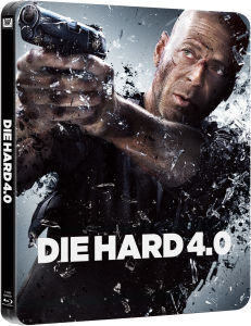 Die Hard 4.0 - Zavvi Exclusive Limited Edition Steelbook