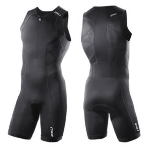 2XU Men's Perform Trisuit - Black