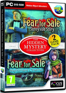 Fear for Sale 2 & 3