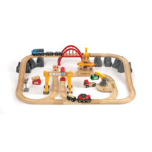 Brio Cargo Railway Deluxe Set In Tub