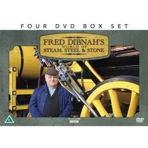 Fred Dibnahs: World Of Steam - Gift Box