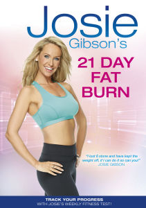Josie Gibson's 21 Day Fat Burn