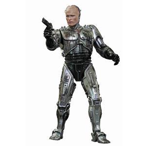Hot Toys Robocop Battle Damaged Version 1:6 Scale Figure