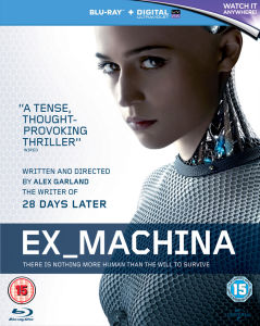 Ex_Machina (Copia UltraViolet incl.)